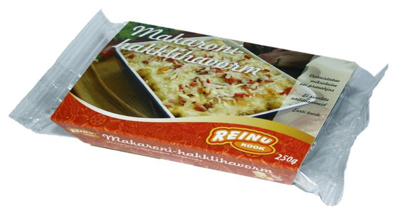 makaroni juustuvorm